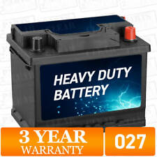 For Audi A3 A4 A6 Tt - Car Battery 027 12V 62Ah 540A L:242mm H:191mm W:174mm