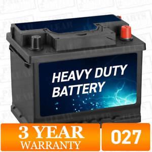 For Audi A3 A4 A6 Tt - Car Battery 027 12V 62Ah 540A L:242mm H:191mm W:174mm