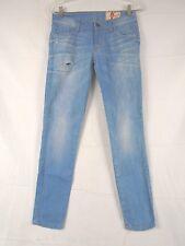 Siwy Women's Hannah Skinny Slim Crop Jeans Cloudbusting Size 26 W100NCL 415B