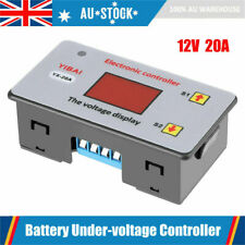 12V Battery Low Voltage Cut off Under Voltage Controller Automatic Protection