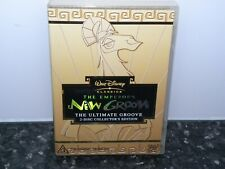 Walt Disney The Emperor's New Groove Collectors Edition - DVD - VGC