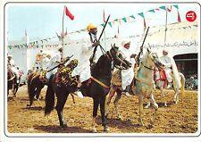 BG14059 typical cavalery military militaria types folklore morocco