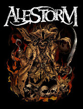 "Alestorm "" Beer Pirate "" Patch/Aufnäher 602621 #"