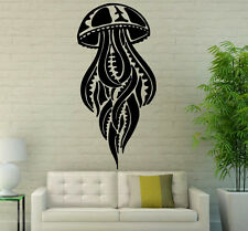 Jellyfish Sea Jelly Wall Decal Vinyl Sticker Animals Interior Art Decor (13jel)
