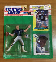 1993 Troy Aikman Dallas Cowboys Starting Lineup Figure