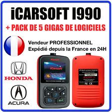 Valise Diagnostic HONDA & ACURA - iCarSOFT I990 - GNA 600 PRO CDP+