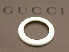 New Gucci Plastic Bezel - White - For 1100, 1200, 11/12.2 Watches