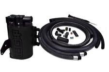 IAG PERFORMANCE COMPETITION SERIES AIR /OIL SEPARATOR BLACK 06-07 WRX 04-07 STI