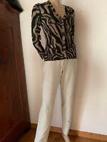 Bleistifthose Reiterhose von Sporalm Kitzbühel Stretch beige 42 44