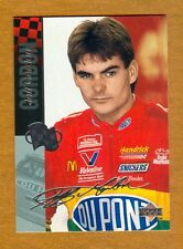 1994 Upper Deck Jeff Gordon Silver Signature Parallel card