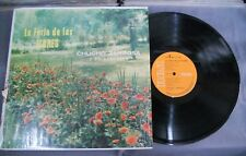 CHUCHO ZARZOSA Y SU ORQ. LA FERIA DE LAS FLORES MEXICAN LP FOLK MUSIC