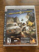 MotorStorm PS3 Complete Motorbike Dirt ATV off Road (Sony PlayStation 3, 2007)