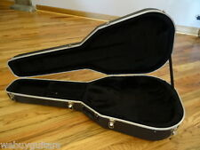 SKB Hard Shell Guitar Case For An Ovation Adamas Celebrity Mid Bowl Round Back