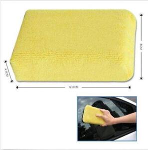 Cleaning Microfiber Car Wash Sponge Detailing Window Washing Vehicle Cleaning