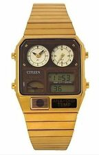 CITIZEN Japan Watch ANA-DIGI THERMOMETER Thermometer JG2002-53W Mens offcial F/S