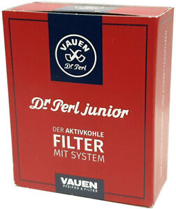 Dr. Perl 9mm Activated Carbon Pipe Filters (Pack of 40)