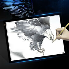 "Huion L4S 17.7"" Ultra Thin 5mm LED Light Box USB Tracing Board Pad Drawing Table"