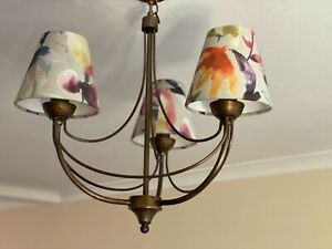 Handmade Candle Lampshades - set of 3