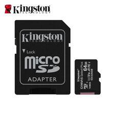 Kingston 64GB MicroSD SDXC Class 10 Tarjeta de Memoria + Adaptador SDCS2/64GB