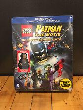 LEGO Batman: DC Super Heroes Unite Clark Kent Exclusive Lego Minifigure BluRay