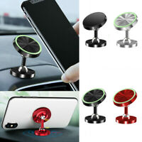 360° Magnetic Car Dashboard Phone Holder Mount For Cellphone GPS Universal