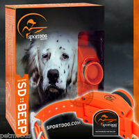 SportDOG Accessory SD-BEEP Remote Beeper Locator UplandHunter Waterproof 500 Yds