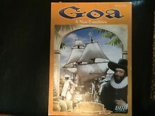 Goa Board Game (A New Expedition - 2012 Version) - Used
