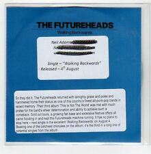 (GE411) The Futureheads, Walking Backwards - 2008 DJ CD