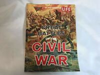 Great Battles of the Civil War by the Editors of LIFE 1961