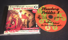 SURF BEAT BEHIND THE IRON CURTAIN CD MORE 60s BEAT FROM EASTERN EUROPE Part 2
