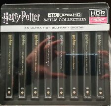 HARRY POTTER  - Limited Edition 4k Steelbook boxset - BRAND NEW SEALED