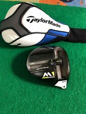 """Tour Issue TaylorMade M1 2017 """"+"""" 9.5 degree Driver Head only + headcover MW412"""