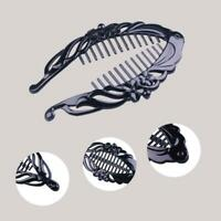 1pc Butterfly Banana Fish Hair Clip Hairpin Accessories Wedding Party R1G6