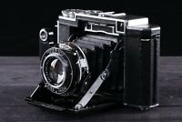 Zeiss Ikon Super Ikonta 530/16 folding camera |  Compur shutter | Tessar lens |