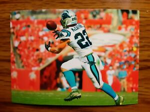 Christian McCaffrey Panthers Football 4x6 Game Photo Picture Card