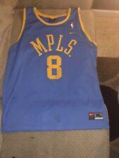 Authentic Kobe Bryant XL Nike Los Angeles Lakers MPLS Throwback Jersey Swingman