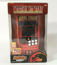 Mortal Kombat Handheld Mini Arcade 90's Classics Game - Colored Screen