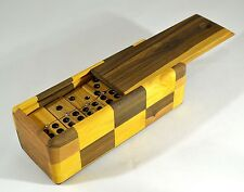 Wooden Dominoes, crafts, INCRUSTED WOOD, Handmade