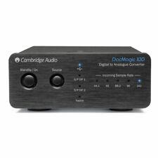 CAMBRIDGE AUDIO DACMAGIC 100 BLACK CONVERTITORE ANALOGICO DIGITALE NUOVO