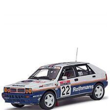 hot deals 01T Model Car Coche Escala 1:18 Lancia Delta HF Integrale 22 P.Bernard