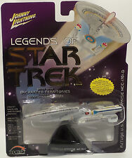 STAR TREK THE NEXT GENERATION : FUTURE U.S.S. ENTERPRISE 1701-D  ALL GOOD THINGS