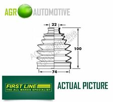 FIRST LINE WHEEL SIDE DRIVESHAFT CV JOINT BOOT KIT OE QUALITY REPLACE FCB6015