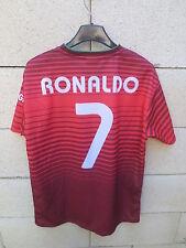 Maillot PORTUGAL CR7 RONALDO n°7 camiseta jersey shirt football S trikot