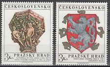 CSSR / Ceskoslovensko Nr. 2071-2072** Prager Burg