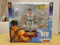 Storm Collectibles Street Fighter SFV Ryu Mikiki Limited New Ship from HK