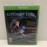 Resident Evil: Revelations (Microsoft Xbox One, 2017) Capcom Brand New Sealed