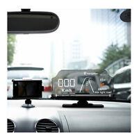Universal Car GPS HUD Head Up Display holder Navigation Mount Image Reflector LA