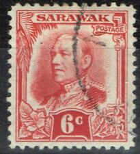 Used Single George V (1910-1936) Sarawakian Stamps