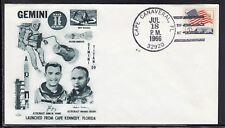 Space Raumfahrt Gemini 10 Start, Cape Canaveral 18.07.66