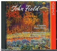 Field: Complete Piano Music Vol. 6 / Pietro Spada - CD